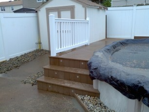 Woodrow Fence & Deck 1