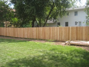 Woodrow Wood Fences