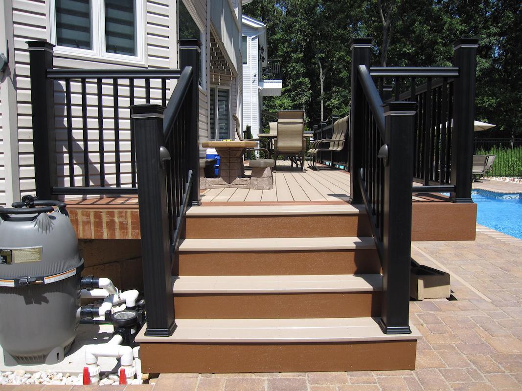 Decks Woodrow Fence Amp Deck Inc