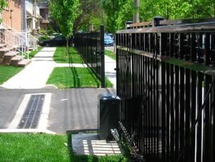 Woodrow Aluminum Fencing