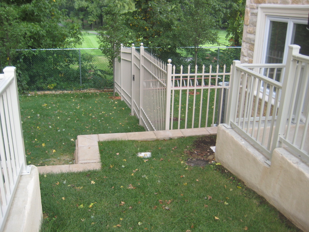 fencing u2013 woodrow fence u0026 deck inc