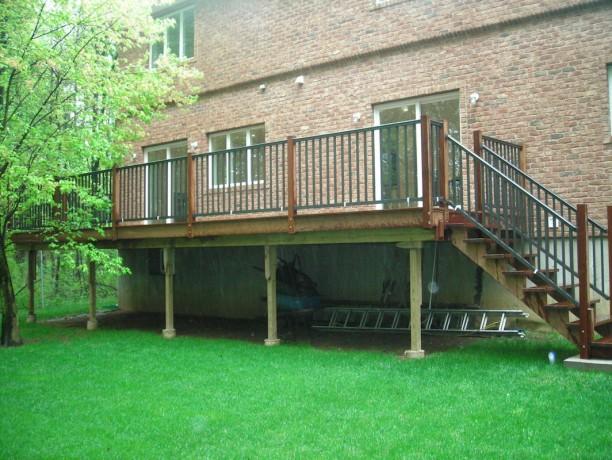 Woodrow Fence & Deck 10